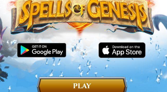 Spells of Genesis (SoG) is het 1e blockchain-gebaseerde mobiele spel